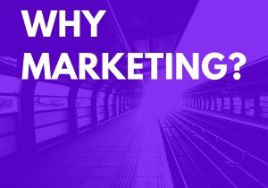 why marketing