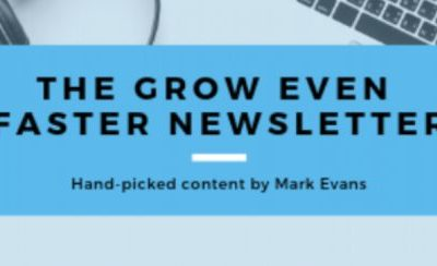 The Grow Even Faster Newsletter: A.I is Going After Marketing